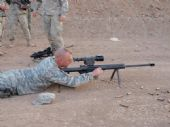 M82 Barret .50 Cal Sniper Rifle